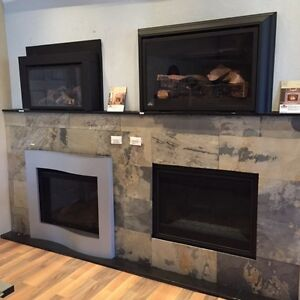 Electric and Gas Fireplaces up to 70% OFF