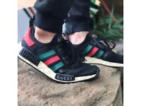 2017 Adidas X Gucci NMD - Black