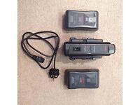 Swit 8160S x2 plus duel charging unit