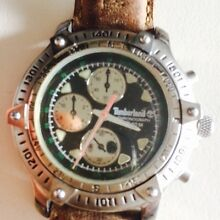 Timberland Chronograph wrist watch Oakden Port Adelaide Area Preview