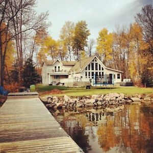 Beautiful Waterfront Cabin for Rent *WINTER BREAK AVAILABILITY*