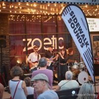 Vendors Wanted for SIDEWALK SOUNDS