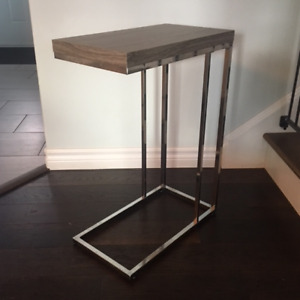 Two Modern Side Tables ($30 each)