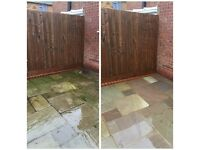 Patio, driveway cleaning *** 5 *** reviews