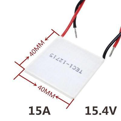 Tec1-12715 Heatsink Thermoelectric Cooler Cooling Peltier Plate Module True 15a