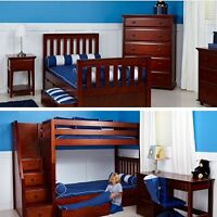 GRAND SALE_50% OFF KIDS FURNITURE_BUNK & LOFT BEDS