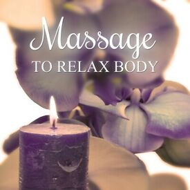 Massage therapy by Nat qualified professional