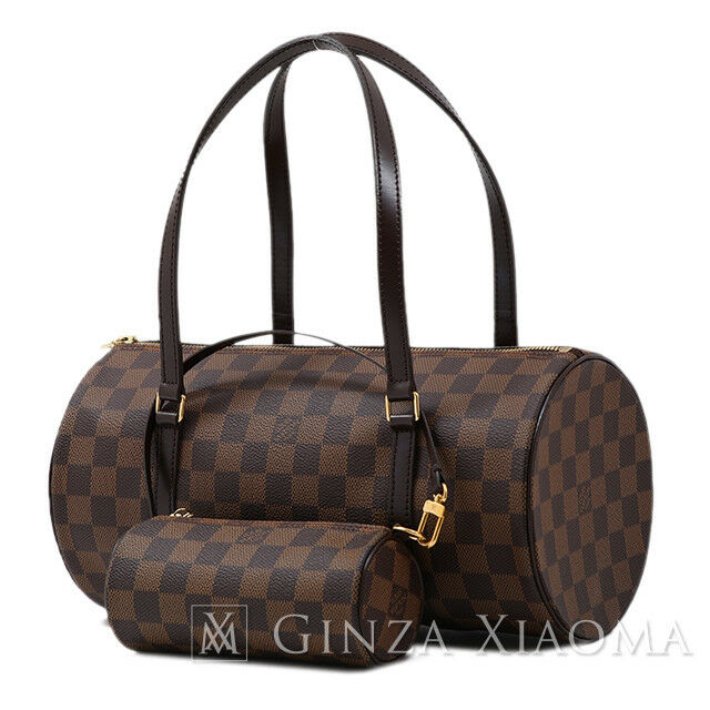 e2b59e6a95f5 Auth Louis Vuitton Damier N51303 Handbag Ebene Papillon 30 for sale online