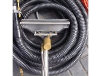 Professional Carpet Cleaning, Wand & Hose