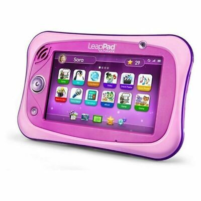 LeapFrog 80-602080 Ultimate Ready for School Learning Tablet - Pink Ages 3-6