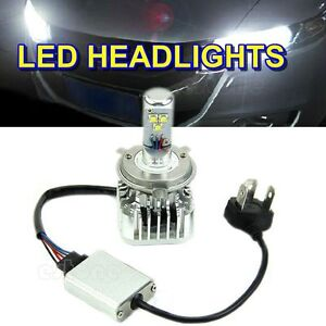 new LED headlights, different styles