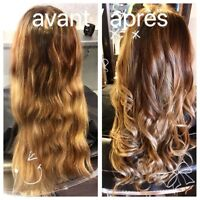Promotions coiffure