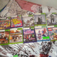 Selling some games $10 each