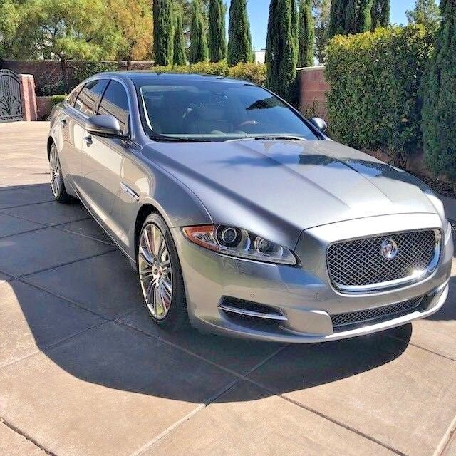 2014 Jaguar XJ XJL SUPERCHARGED Jaguar XJL Supercharged - loaded and immaculate