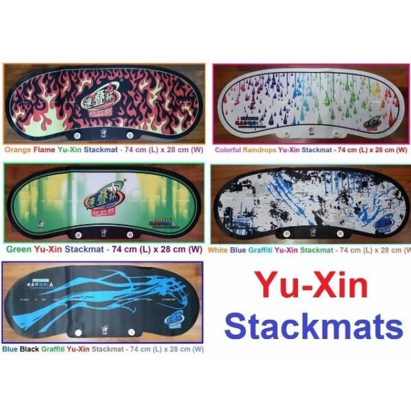- Yu-Xin Stackmats for sale ! Brand New Stackmat !!!