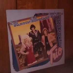 Dolly Parton, Linda Ronstadt and Emmylou Harris Record