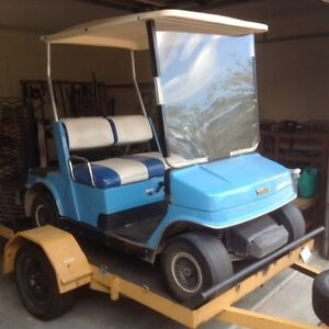 Golf cart and trailer Albany Creek Brisbane North East Preview