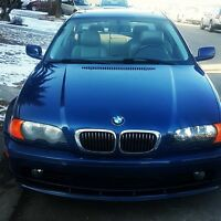 2002 BMW 3-Series Coupe 325ci (QUICK SALE MOVING)