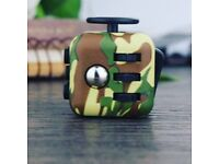 [ Addictive Playpal ] Gift Toys Children & Adults Fidget Cube Fun Game Twiddle