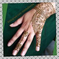 Henna Services in Mississauga/Brampton/Milton #Rimshahenna
