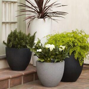 SALE 50% OFF PLANTERS, POTS, ETC. -L.Martin Garden Centre