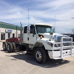 2012 International 7600 6x4, Used Cab & Chassis