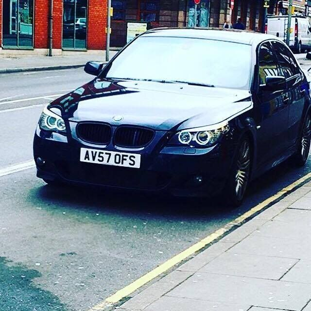 BMW 525D M SPORT 3.0 BUSINESS EDITION LCI MODEL CHEAP