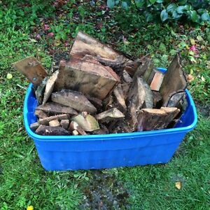 Firewood....tote-full.....delivered.....$15
