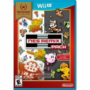 NES remix pack for Wii U