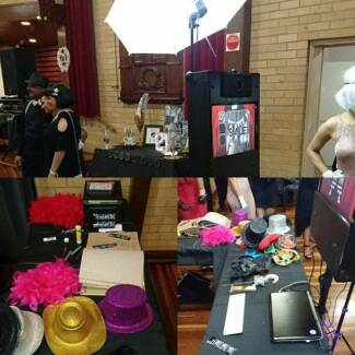 Melbourne DJ Hire  - PhotoBooths