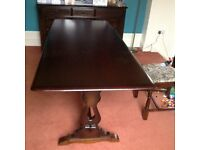 Original Priory Jacobean dining table