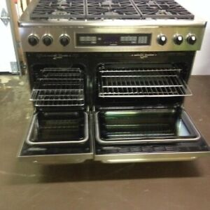 48 Inch, 6 Burner Dacor Natural Gas Range