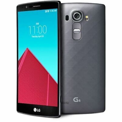 "LG G4 H810 (AT&T Unlocked) 32GB 4G LTE 5.5"" 16MP GSM Smartphone Gray"