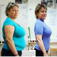 Tina lost 13.4lbs & 22 inches in 6 weeks. YES YOU CAN TOO!