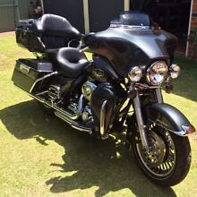 2009 Harley Davidson Ultra Classic Thornlie Gosnells Area Preview
