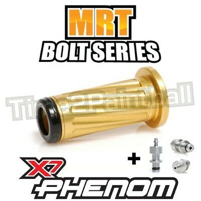 Techt MRT X7 Phenom Bolt w/ Phase 5 Fitting Upgrade **FREE SHIPPING** Tippmann