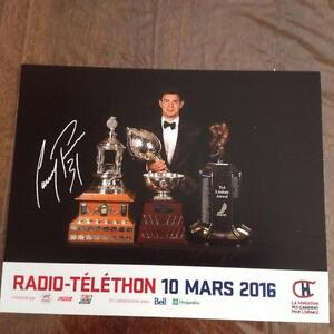 CANADIENS - SIGNED PRINTS