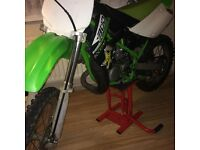 Kawasaki Kx85 BigWheel