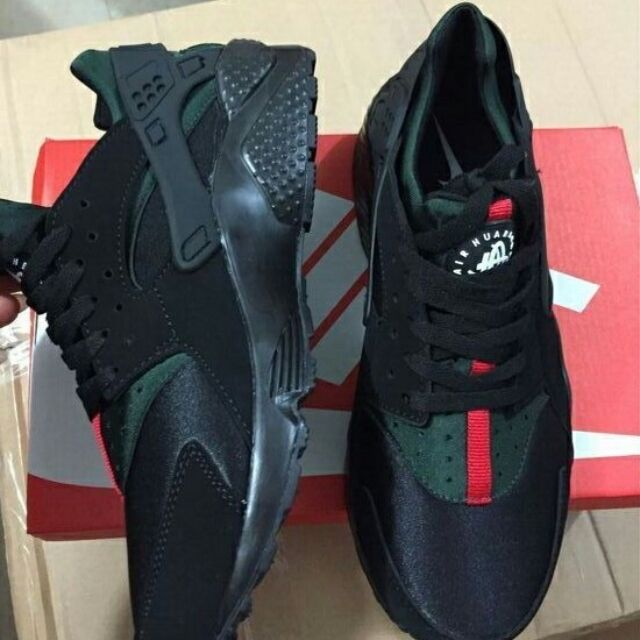 uk availability 57a70 0929b ... air huarache x gucci gucci nike huaraches ...