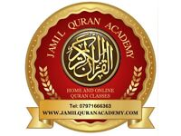 Learn Quran with Tajweed One-to-One Home & Online Classes. Female Teachers, Tutors - Quran Tuition