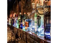 Barstaff for busy, award winning city based Gastro Pub/ Gin Bar