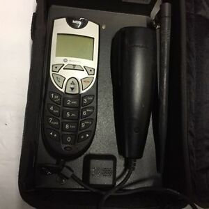 Motorola M800 bag phone