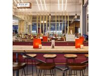 Waitress/Waiters and Bartenders for Unique concept.