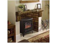Lovely electric log burner 2kw £120 new