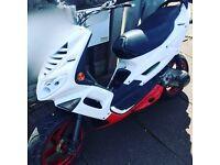Custom Peugeot speedfight 152cc not 125cc/50cc/70cc/100cc/moped/scooter/motorbike/onroad