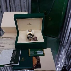 sealed James Cameron Rolex Deep Sea - Sea Dweller Watch