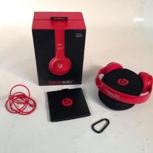 BRAND NEW, BEATS SOLO 2 HEADPHONES