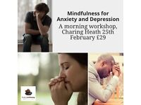 Mindfulness for Anxiety and Depression