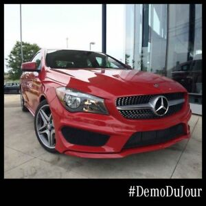 2015 Mercedes-Benz CLA 250 MATIC COUPE