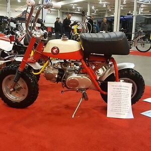 SOLD !!! SOLD !!! Honda minis / trikes for sale z50 crf50 atc70